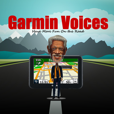 garmin voices